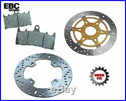 BMW R75/6 (Twin rotor) 73-79 Front Disc Brake Rotor & Pads