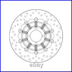 BMW R80 / RT Twin Disc 1987 Brembo Floating Front Dual Brake Discs 78B40892 Pair