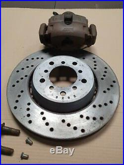 Bmw E46 M3 Front Brakes Matching Pair Discs And Calipers Fully Working