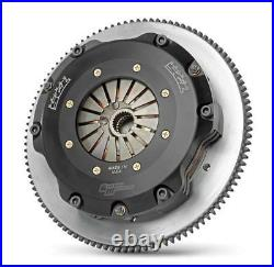 Clutch Masters for 01-05 BMW M3 TD725 Twin Disc Clutch Kit with Aluminum Flywheel