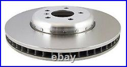 EBC 2 Piece Riveted Front Brake Discs BMW 4 Series (F32) Coupe 435 (3.0 Twin TD)