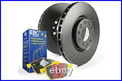 EBC Front Disc & Yellowstuff Pad BMW 4 Series (F32) 435 3.0 Twin TD Coupe 1320