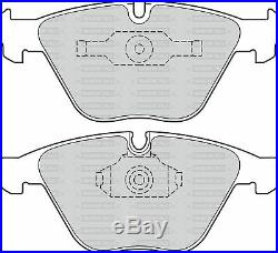 OEM SPEC FRONT DISCS AND PADS 348mm FOR BMW 335 3.0 TWIN TURBO (E93) 2007-10