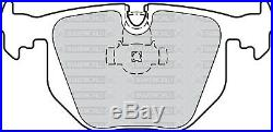 Oem Spec Front And Rear Discs Pads For Bmw X3 3.0 Twin Td (35d)(e83) 2006-10