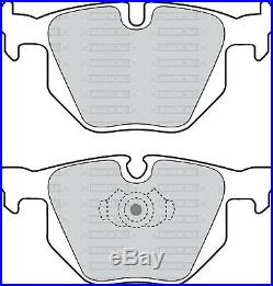Oem Spec Front + Rear Discs And Pads For Bmw X6 3.0 Twin Td (35d) 2008-10
