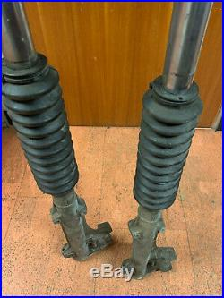 Used Front Forks To Fit Bmw Twins Up To 1980. Ideal For Twin Disc Conversions